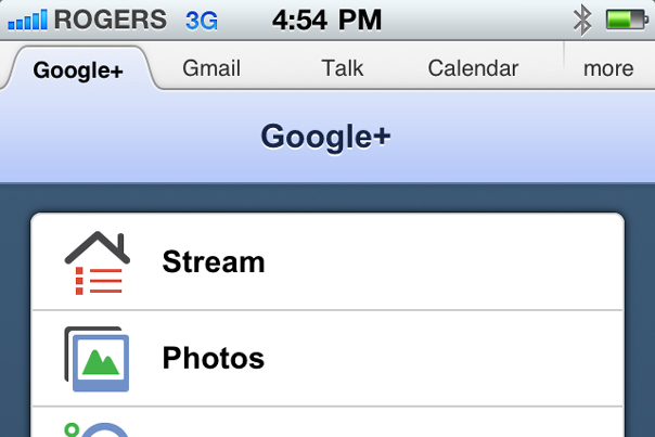 google+-ios-web-app