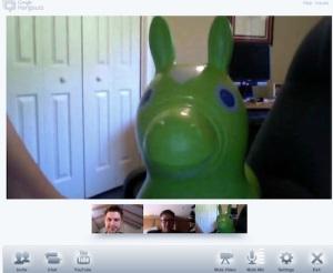 Google+ Hangouts背後的關鍵技術