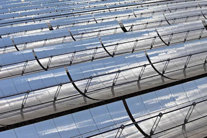 Solar Millennium HelioTrough