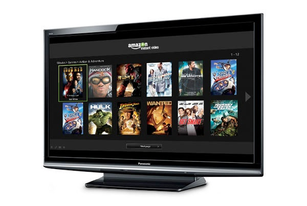 amazon connected tv