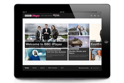 Global BBC iPlayer for iPad