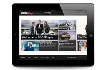 Global BBC iPlayer for iPad