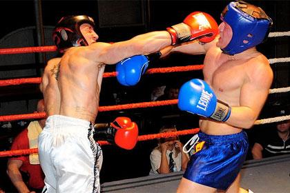 Boxing, CC licensed from Flickr user Claudio Gennari