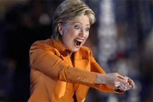 Hillary Clinton, used under CC license by Flickr user Cobb Lucas