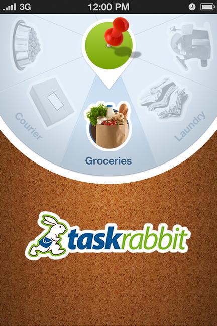 home taskrabbit iphone