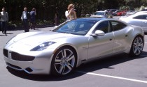 Ray Lane's Fiskar Karma