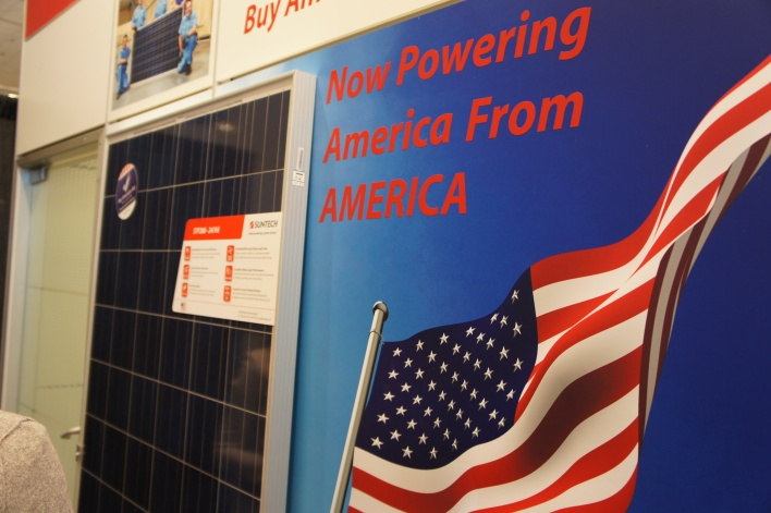 It's an American right to have solar