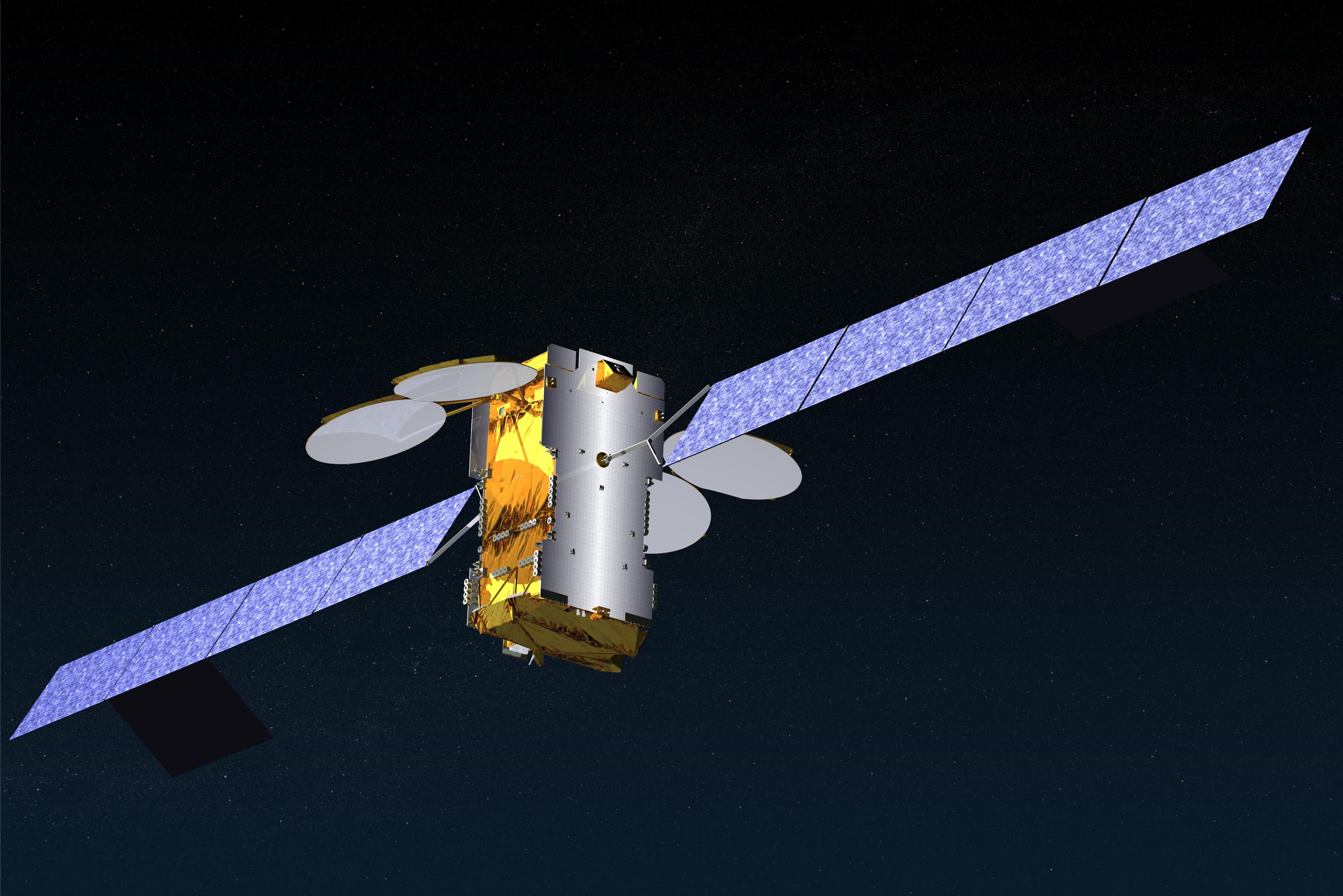Eutelsat's KA-SAT