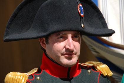 Napoleon under CC license by Flickr user Ninanne