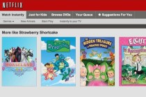 netflix kids titles