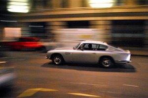 Speeding car by EJ Callow on flickr