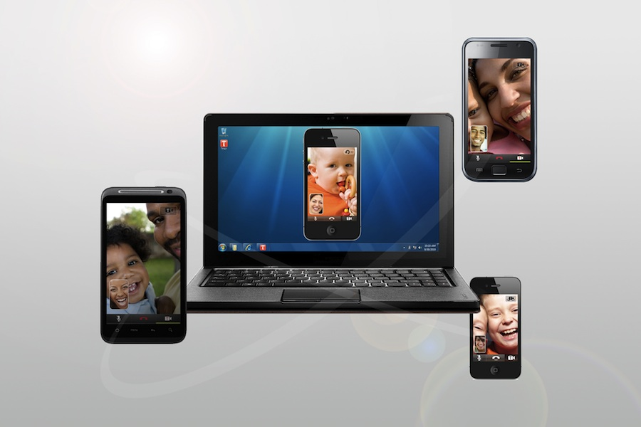tango desktop mobile