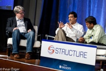 A panel of the future of computing and programming at Structure 2011.
