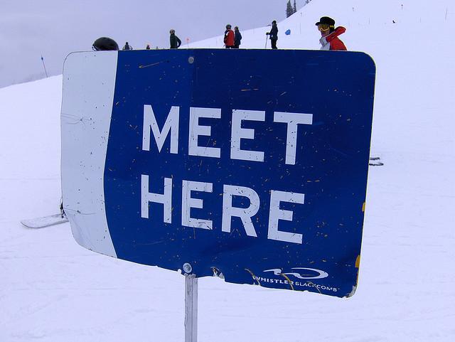 Meet Here