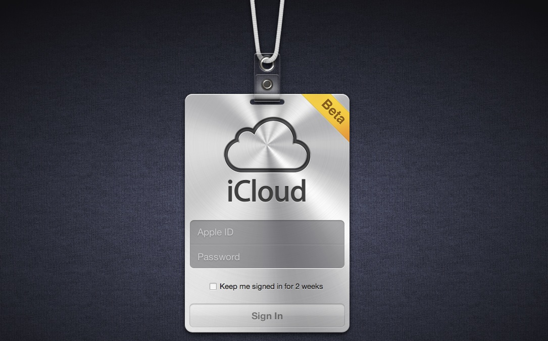 Apple unleashed the beta version of its iCloud service Monday, and ...