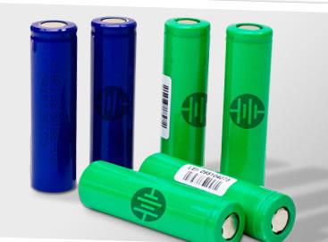 Leyden Energy battery cells