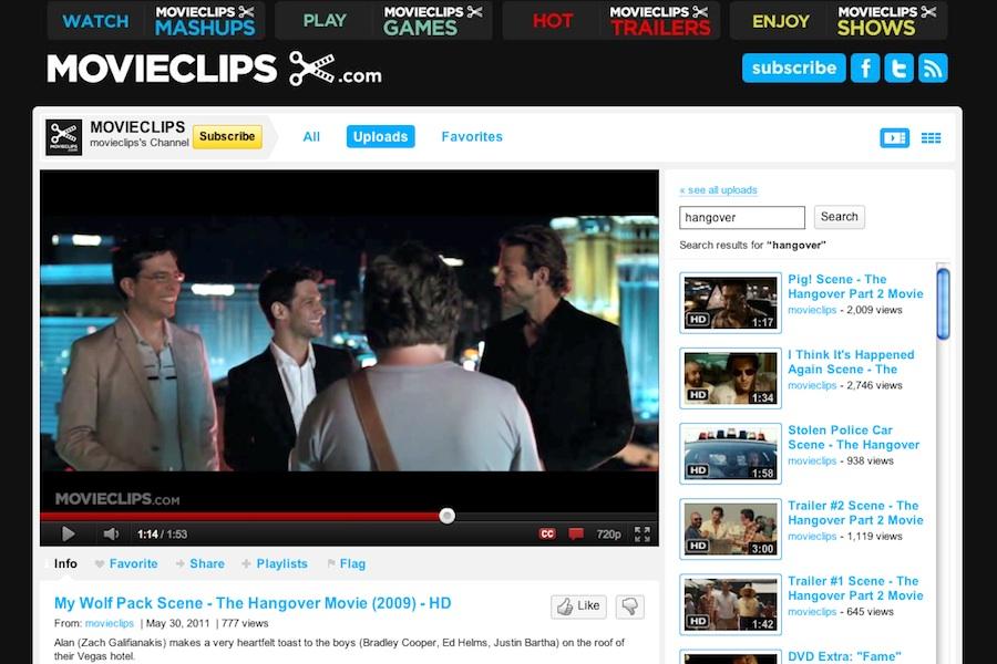 MovieclipsYouTube_Hangover thumb