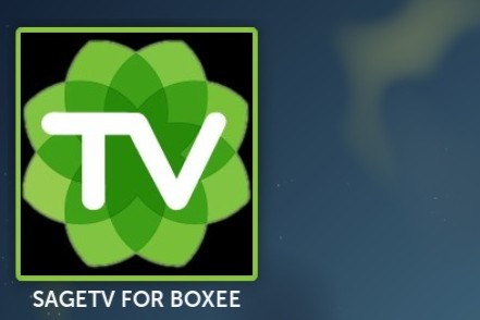 sagetv for boxee