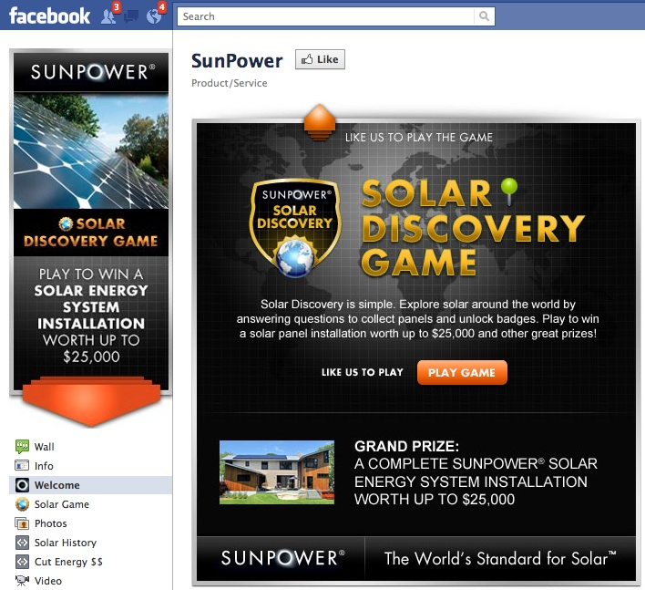 sunpowerfacebookgame