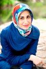 Debut young adult novelist Tahereh Mafi