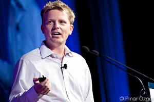 Nathan Eagle, CEO of txteagle