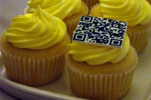 QR Cupcakes