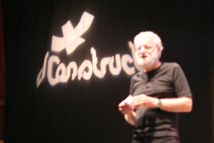 Don Norman at dConstruct