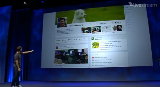 Como ativar Novo Perfil timeline do Facebook