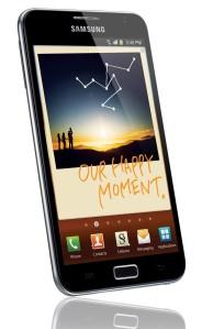Galaxy Note by Samsung