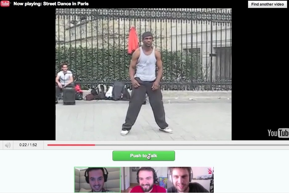 hangouts video viewing featured