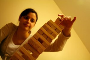 Jenga used under CC license courtesy of Flickr user foolstopzanet