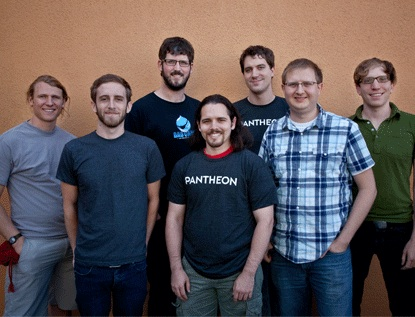 The Pantheon team