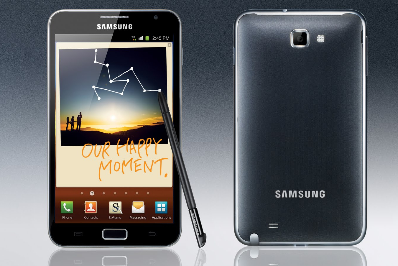 Hottest Smartphone for 2013 Samsung-galaxy-note-featured