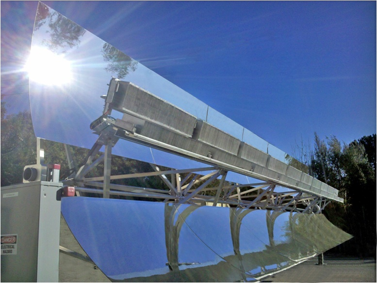 Skyline Solar X14 Array