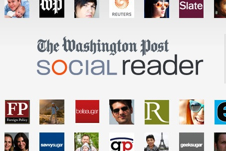 WaPo Social Reader