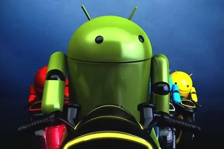 android motorcycle
