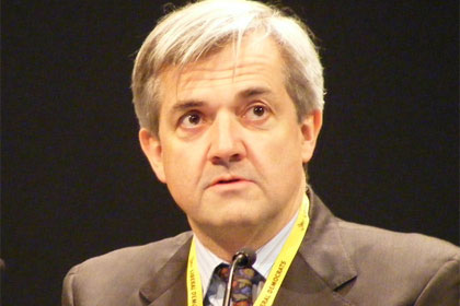 Chris Huhne under Creative Commons license courtesy of Flickr user dspender