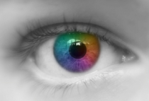 colored-retina