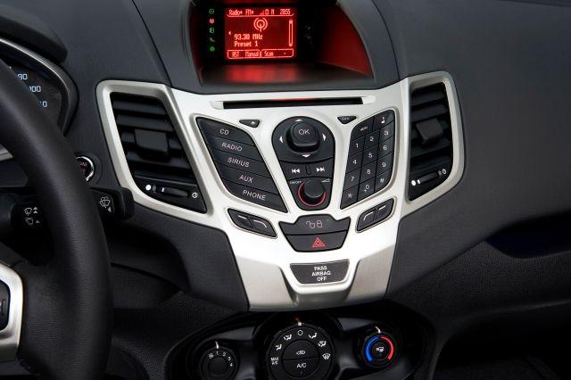 2011 Ford Fiesta Sync System 2011 Ford Fiesta