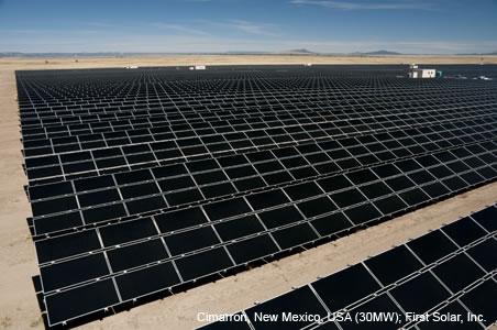 First Solar_Cimarron