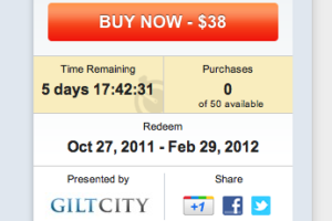 Gilt City Deal Screen_v2