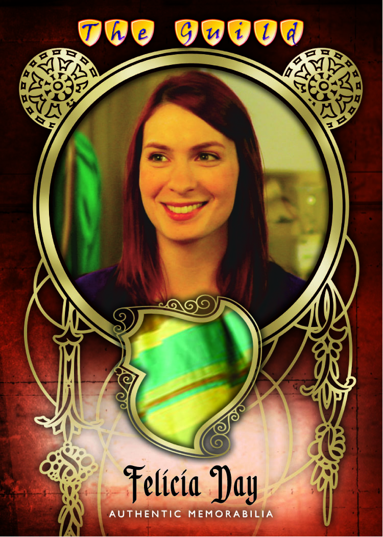 """Cryptozoic's """"Guild"""" trading cards, as seen above, will be available this fall."""