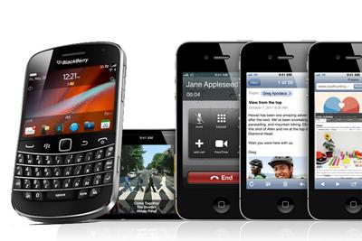 iphones-blackberry
