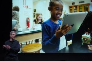 Apple Event 10/4 18 iPad Education Tim Cook