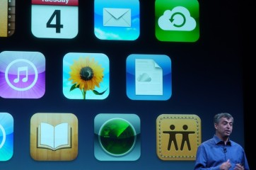 Apple Event 10/4 Eddy Cue