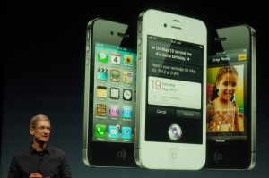 Apple Event 10/4 Tim Cook iPhones