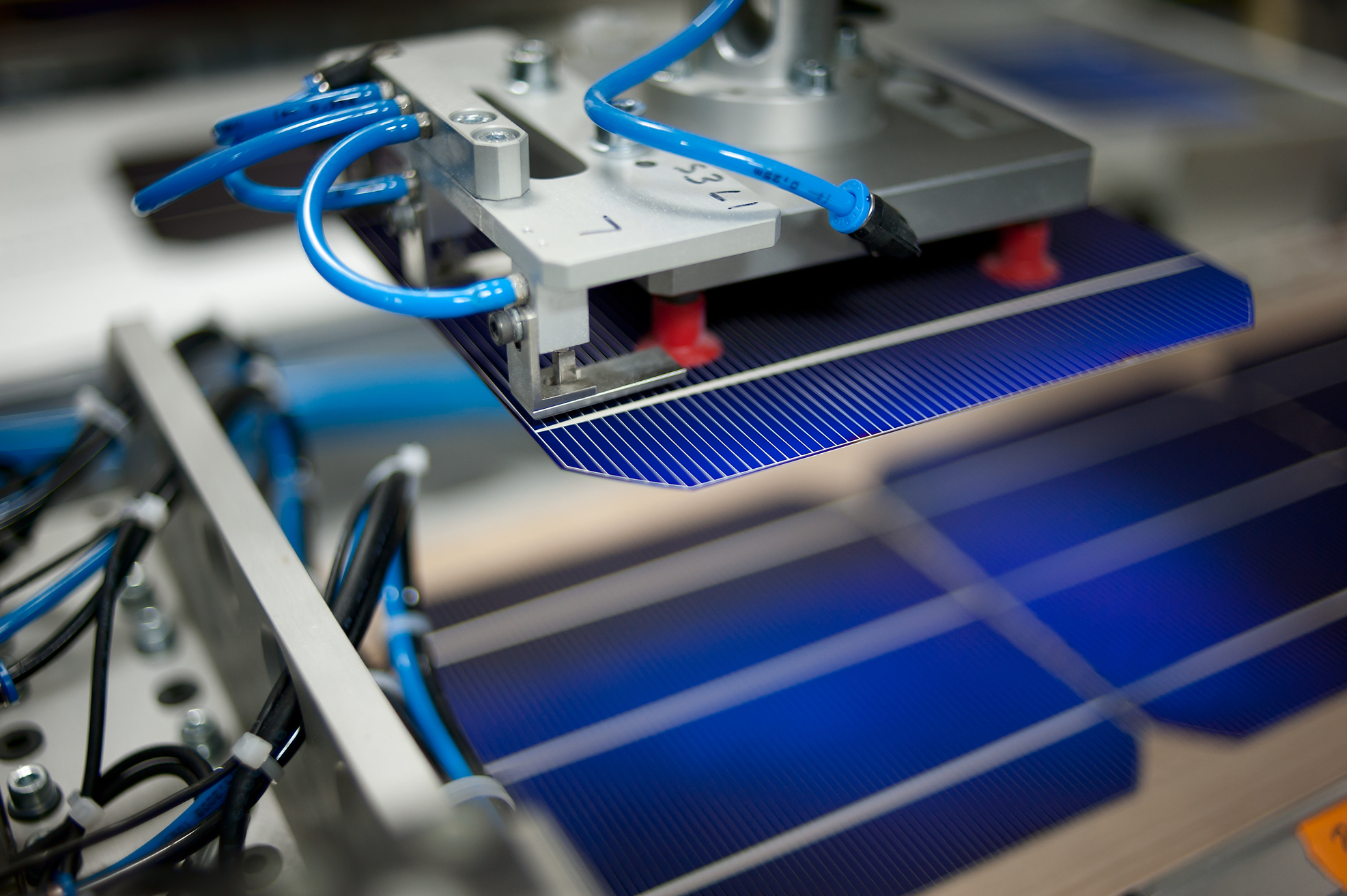 SolarWorld factory in Oregon 2