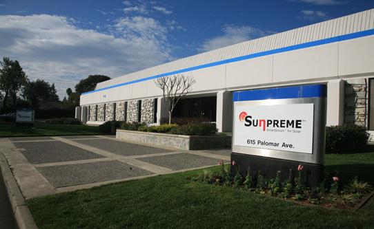 Sunpreme HQ