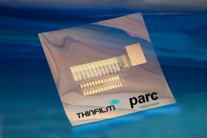 A working Thinfilm prototype.