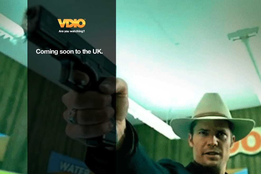 vdio coming to uk